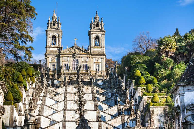 5° Giorno - Coimbra/Braga/Guimaraes